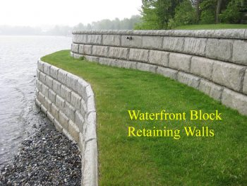Redi-Rock Limestone texture