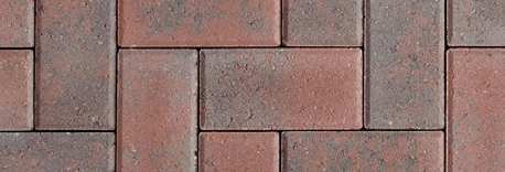 Rust Red Holland Pavers